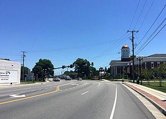Colonial Heights, Virginia - Boulevard, in Colonial Heights, Virginia