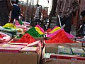 Colors for sale in the market, Giridih, Jharkhand, India 02.jpg