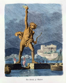 Colossus of Rhodes by Ferdinand Knab (1886).png