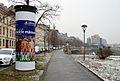 Combined bike and pedestrian way, Schönbrunnerstraße, Vienna.jpg