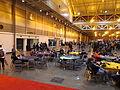 ComicConWizardWorld 2014 Hall 3.JPG