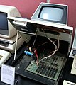 Commodore PET 2001 with lifted top.jpg