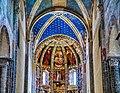 Como Basilica di Sant'Abbondio Interno Coro 4.jpg