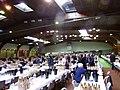 Concours des Vins de Mâcon - tables des jurés Hall A 2.jpg