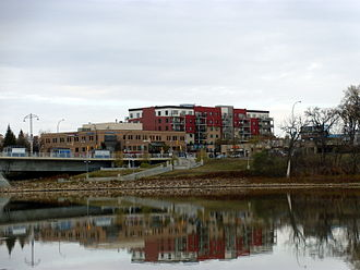 Saint Boniface, Winnipeg - Condominiums in St Boniface, Winnipeg