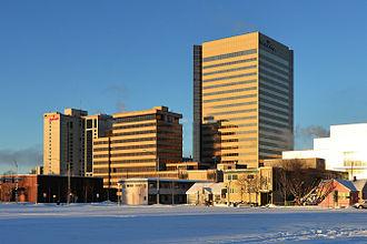 Conoco-Phillips Building - Image: Conoco Phillips Building. Anchorage, Alaska
