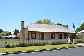 Cootamundra - Birthplace of Sir Donald Bradman