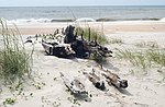 Core Banks shipwreck - 2013-06 - 4.JPG
