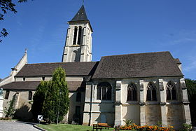 glise saint martin de cormeilles en parisis wikip dia. Black Bedroom Furniture Sets. Home Design Ideas