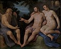 Cornelis Cornelisz. van Haarlem - Allegory on the Brevity of Life - KMSsp341 - Statens Museum for Kunst.jpg