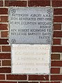 Cornerstone, Patterson – Asbury A.M.E. Zion Church, 2211 Division Street, Baltimore, MD 21217 (40849495835).jpg