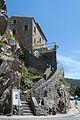 Corsica Sartene stairway to Rue Petraggio.jpg
