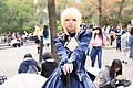Cosplayer of Saber Alter, Fate stay night at CWT45 20170204a.jpg