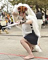 Cosplayer of San, Princess Mononoke at CWT30 20120128.jpg