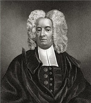 Cotton Mather - Cotton Mather, circa 1700