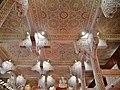 Courcouronnes Grand Mosquée Innen Gebetsraum Decke 1.jpg