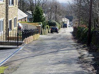 Cox Green, Greater Manchester Human settlement in England