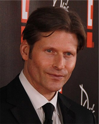 Crispin Glover - Glover in March 2010
