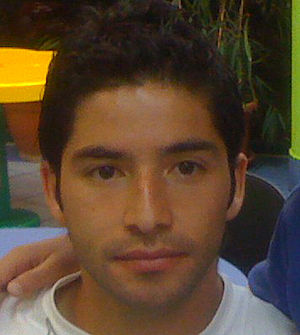 Cristián Álvarez (footballer, born 1980) - Image: Cristián Álvarez 1