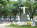 Cristo Redentor na Praça Nossa Senhora Aparecida - panoramio.jpg