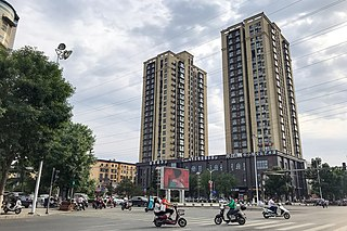 Xingyang County-level city in Henan, Peoples Republic of China