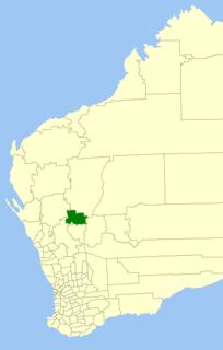 Shire of Cue Local government area in Western Australia