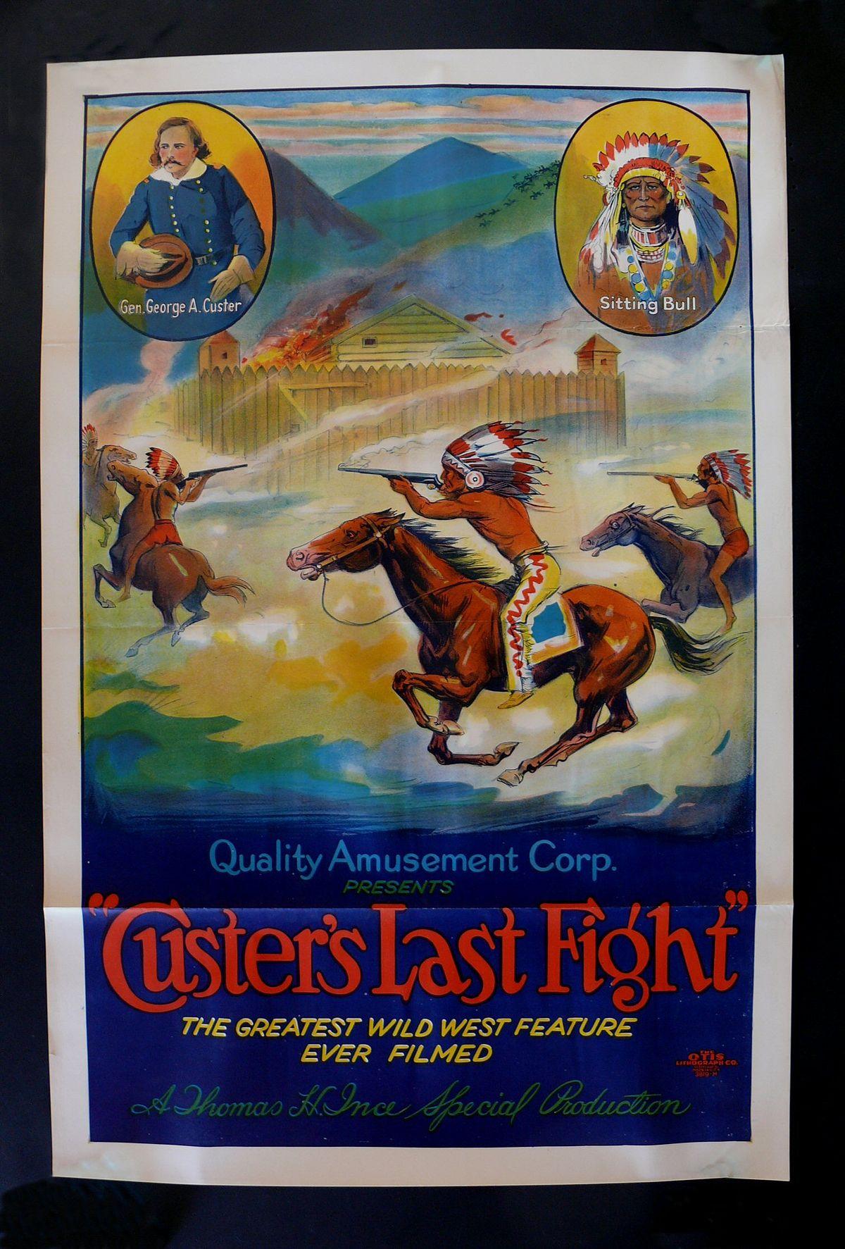 custer u0026 39 s last fight