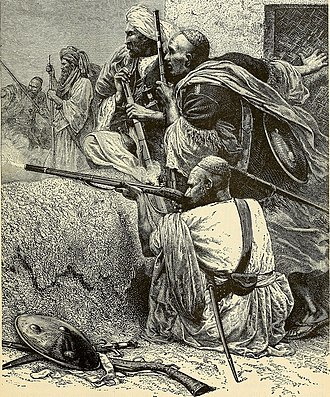 Yusufzai - The Yusufzais in a hill tract north of Peshawar in 1895