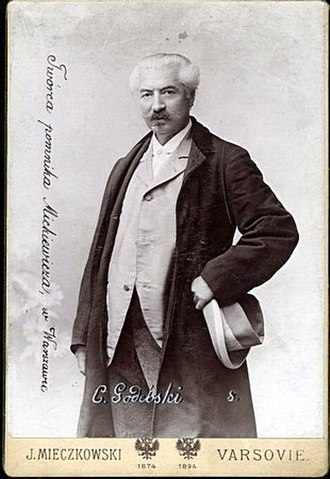 Cyprian Godebski (sculptor) - Cyprian Godebski, c. 1909