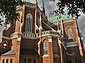 Częstochowa - bazylika katedralna Najświętszej Rodziny...jpg