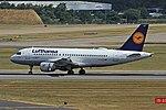 D-AILN A319 Lufthansa BHX 07-07-2018 (43926714412).jpg