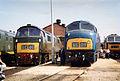 D1035 & D821 - Gloucester (11454286235).jpg
