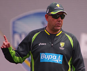 Darren Lehmann - Lehmann in January 2014