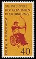 DBP 1972 733 Weltspiele der Gelähmten.jpg