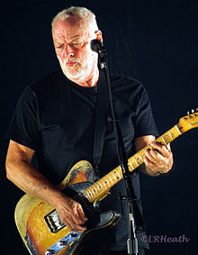 DGilmour-Royal Albert Hall, Oct 2015.jpg