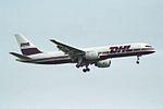 DHL (DHL Air) Boeing 757-236(SF) G-BIKZ (31431023731).jpg