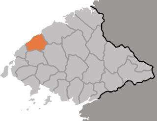 Uiju County County in North Pyŏngan, North Korea