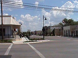 Avenue D in downtown Killeen