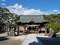 Daizenji Tamatare-gu Haiden.jpg