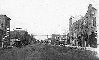 Dalhart, Texas - Dalhart, circa 1910-1930