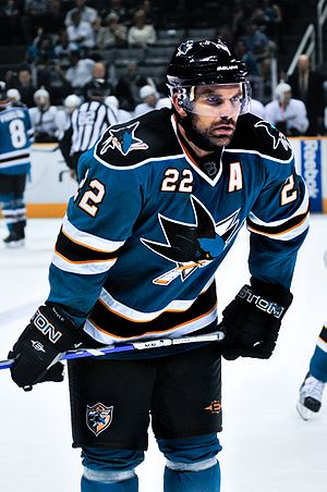 Dan Boyle (ice hockey) - Image: Dan Boyle