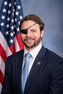 Dan Crenshaw U.S. Representative from Texas