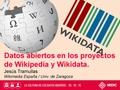Datos abiertos en los proyectos de Wikipedia y Wikidata.pdf