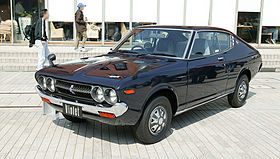 1976 datsun 710 sedan