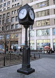 park in New York City