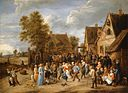 David Teniers (II) - Village Revel with Aristocratic Couple - WGA22110.jpg