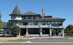 National Register of Historic Places listings in Arapahoe County, Colorado - Image: David W Brown House