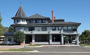 David W. Brown House
