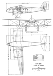 De Havilland DH.86 3-view NACA-AC-189.png