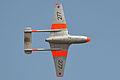 De Havilland DH115 Vampire T55 '277' (ZU-DFH) (15276544950).jpg